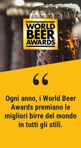 Ogni anno World Beer Awards