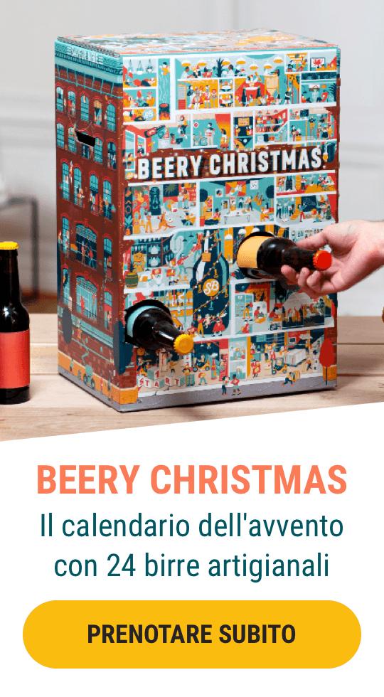 Calendario Avvento Birra.Beery Christmas 2019 Il Calendario Dell Avvento Di Birra