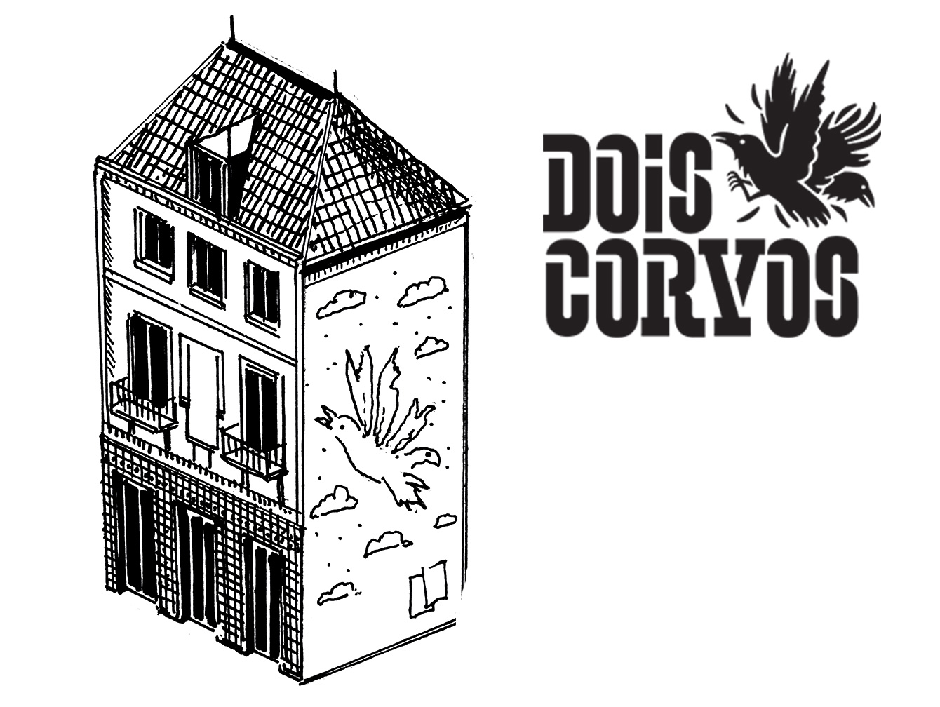 The Brewery Dois Corvos