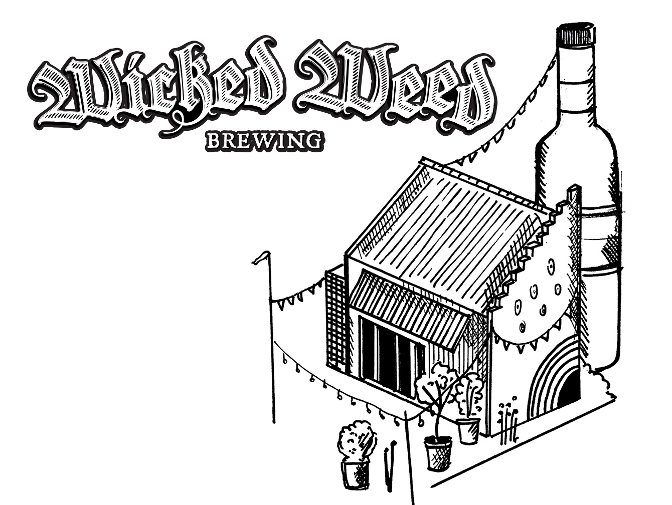 The Brewery Wicked Weed Brewing