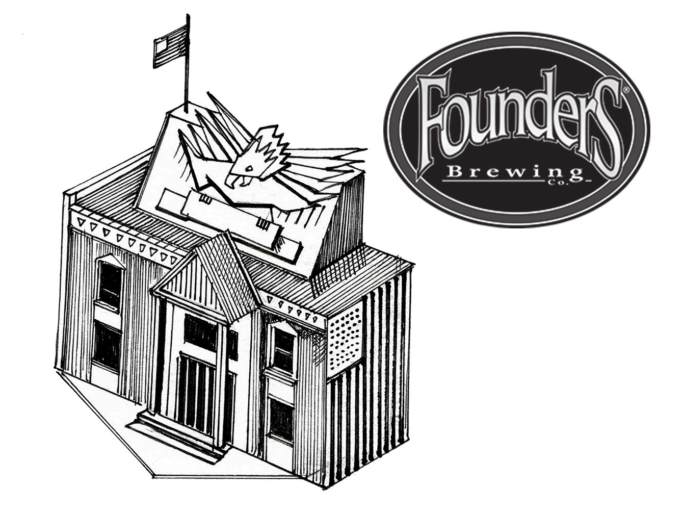 The Brewery Founders Brewing Company