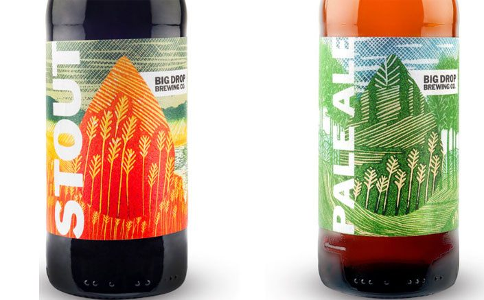 Big Drop Brewing - a range of exclusively Alcohol-Free beers