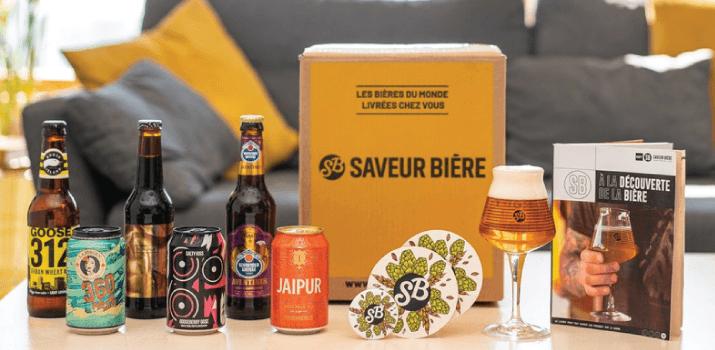 Box découverte bière