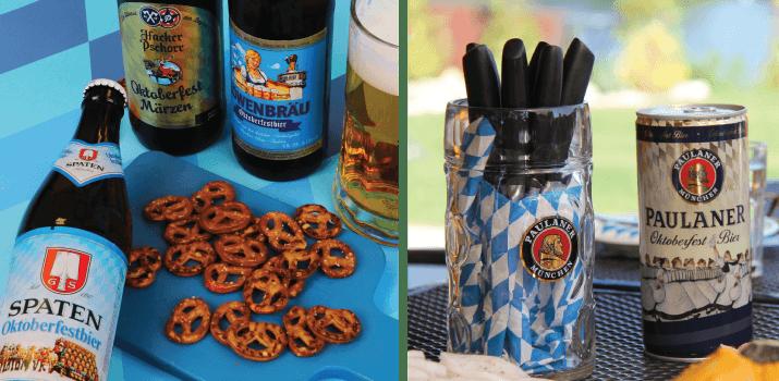 Oktoberfest bière