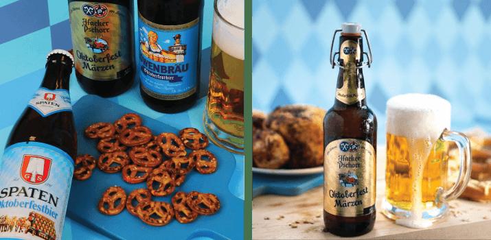 Bières Festbier Oktoberfestbier