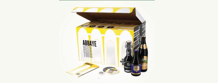 coffret bière d'abbaye