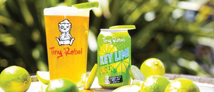 Tiny Rebel Key Lime