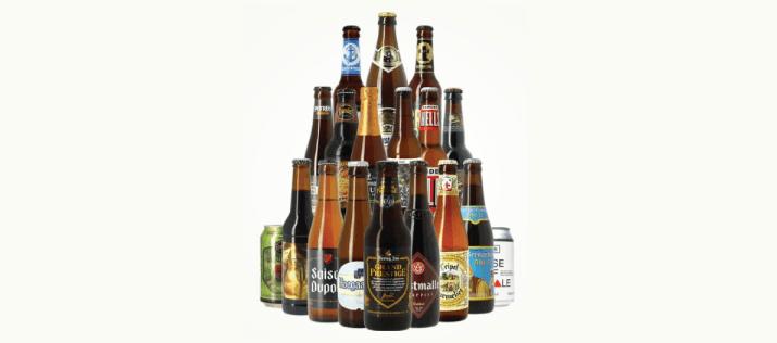 Coffret une bière un style