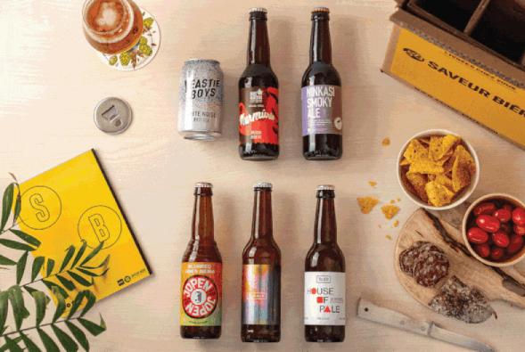 Box mensuelle bière