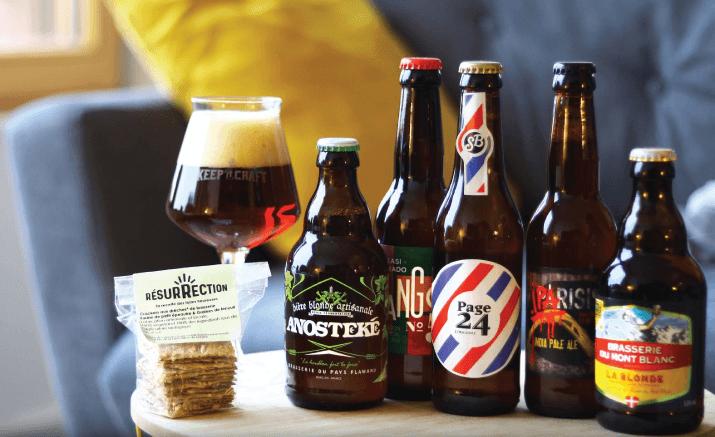 Abonnement biere box par mois
