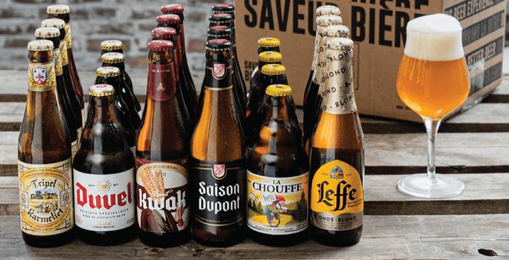 Mega pack de bière