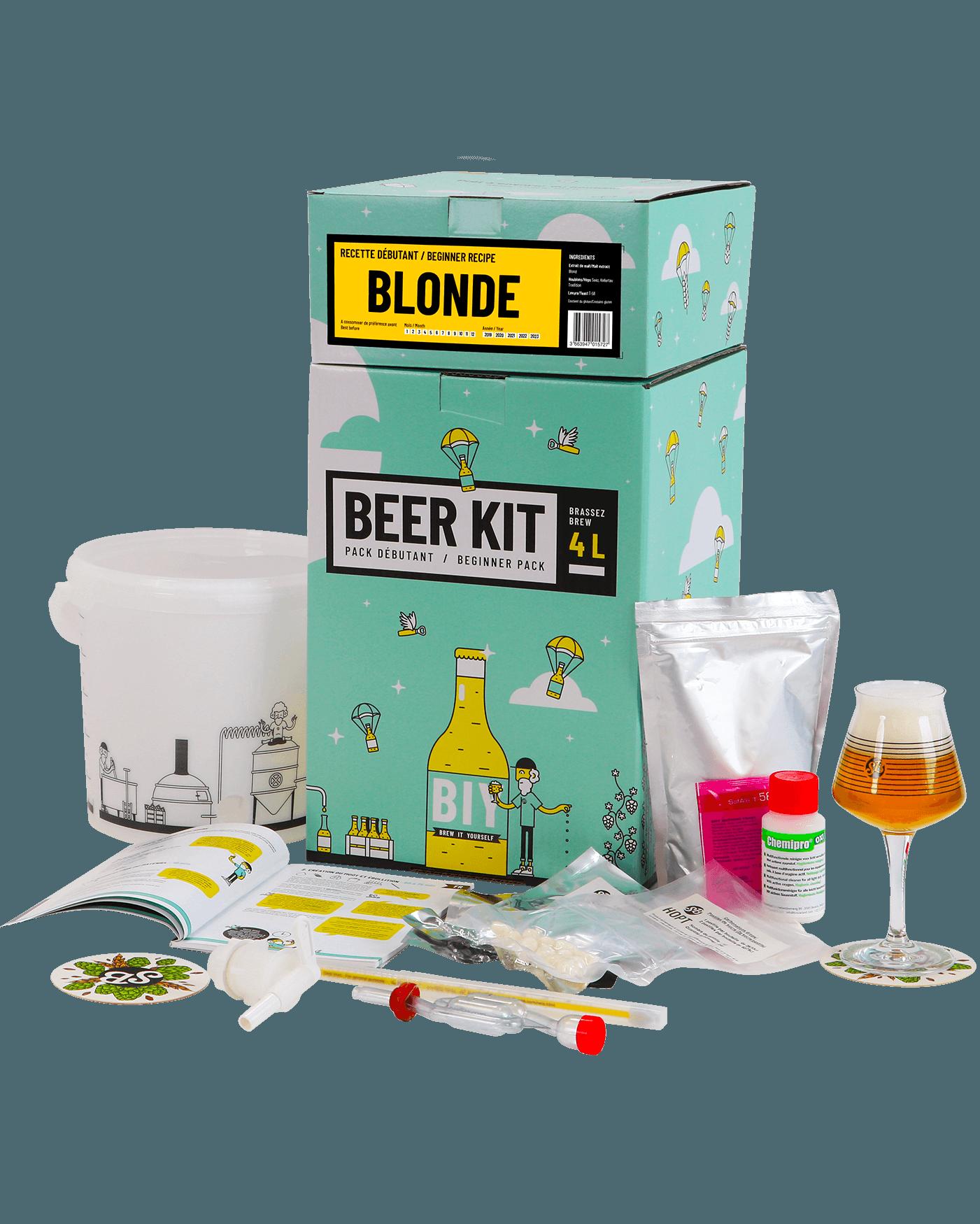 Beer Kit Débutant