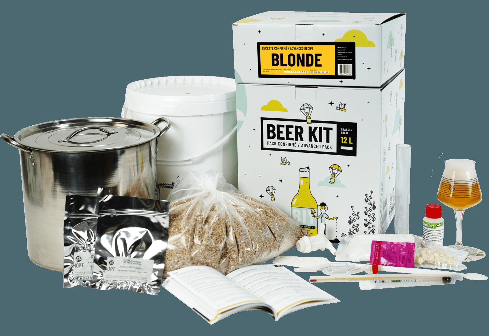 Beer Kit Confirmé