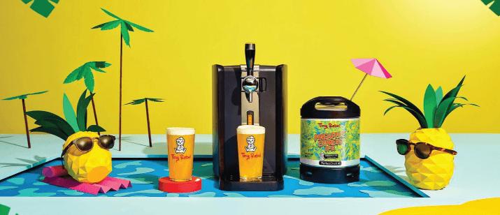 Fut de bière Perfectdraft Pineapple Express IPA