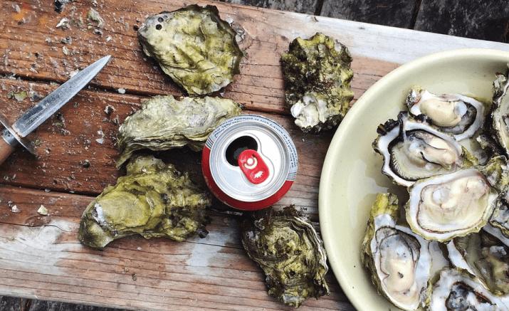 bière huître