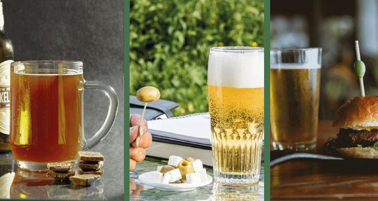 accords bières et plats