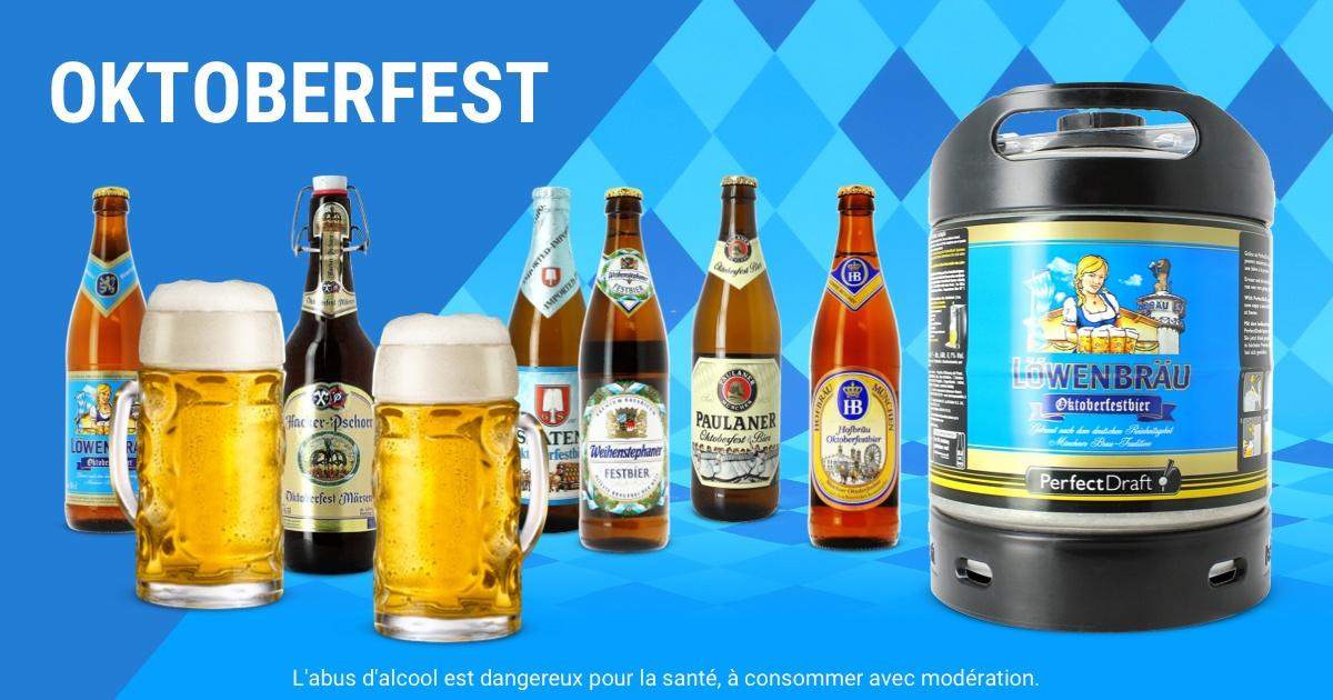 Bières de l'Oktoberfest