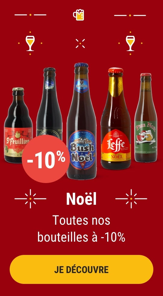 bouteilles noel