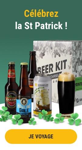 Célébrez la St Patrick