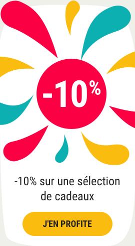 -10% pour la fête des pères
