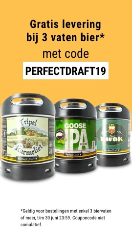 Gratis levering Perfect Draft