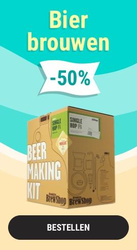 Zomer aanbiedingen 2019 Bier brouwen