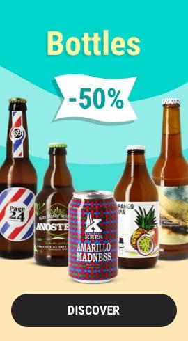 Sale 2019 Beer bottles