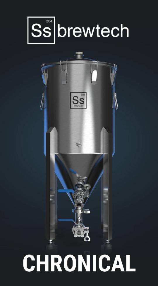 SS Brewtech 3