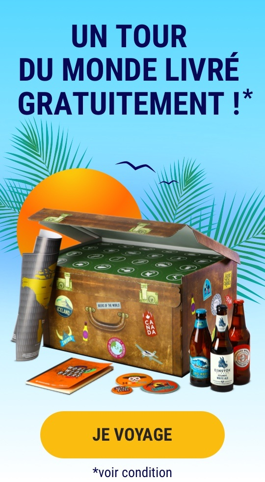 Livraison offerte World Wide Beers