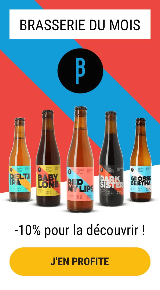 Brussel Beer Project