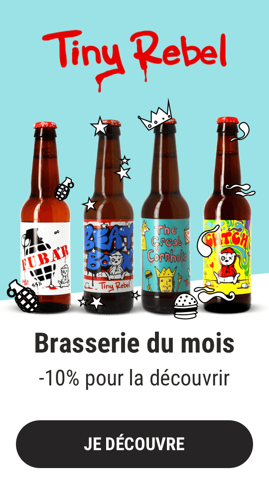 Brasserie Tiny Rebel