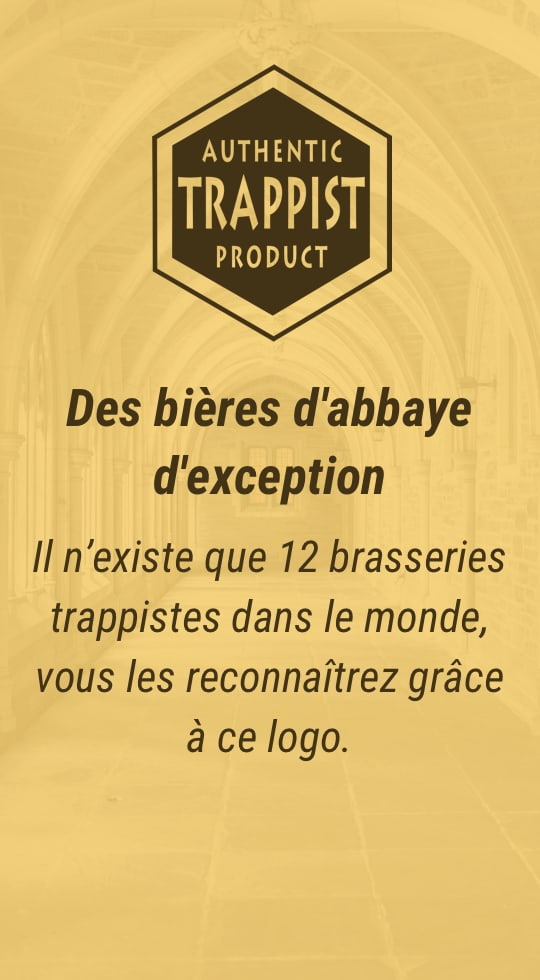 Des bières d'Abbaye d'exception