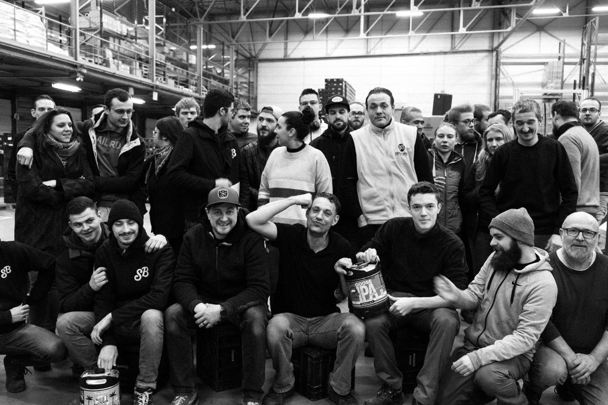 L'équipe Saveur Bière