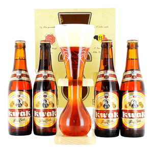 Gift pack : beer and glasse