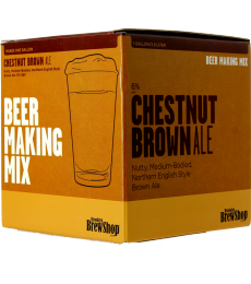 Recharge Brooklyn Brew Kit Chestnut Brown Ale