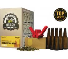 Brewing Pack Beer Kit blonde + refill