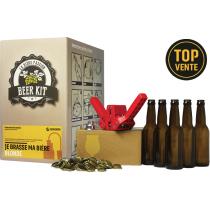 Beer Kit complet blonde + recharge.