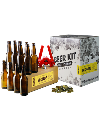 Beer Kit complet blonde + recharge
