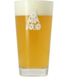 Omnipollo 40cl beer tasting glass