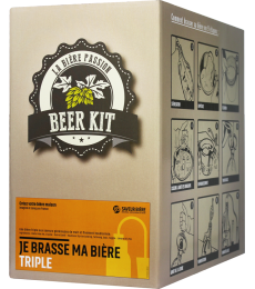 Brew Your Own Abbaye beer - Beer Kit
