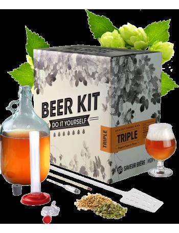 Beer Kit, je brasse une triple