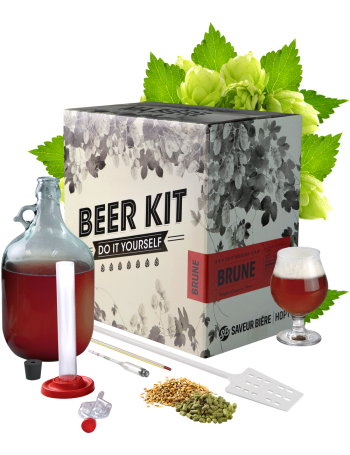 Beer Kit, je brasse une brune