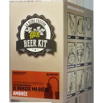 Beer Kit complet, je brasse une ambrée d'abbaye !
