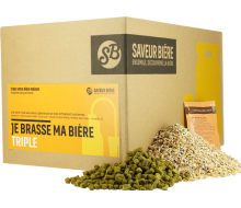Recharge Beer Kit bière Triple d'Abbaye