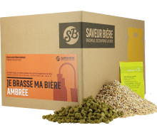 Recharge Beer Kit bière ambrée d'abbayes