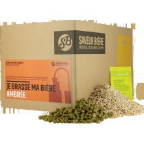 Recharge Beer Kit bière ambrée d'abbaye