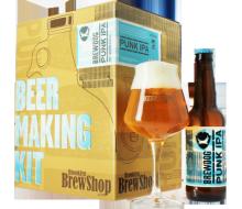 Pack Brooklyn  Brew Kit, je brasse ma Brewdog Punk IPA