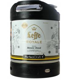 Fût 6L Leffe Royale Mount Hood