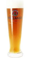 Paulaner Weissbier Schönsee 50cl glass