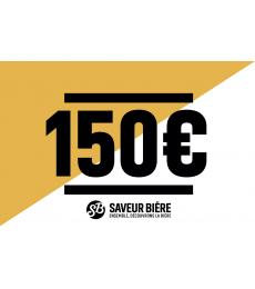 150 euro Gift Card